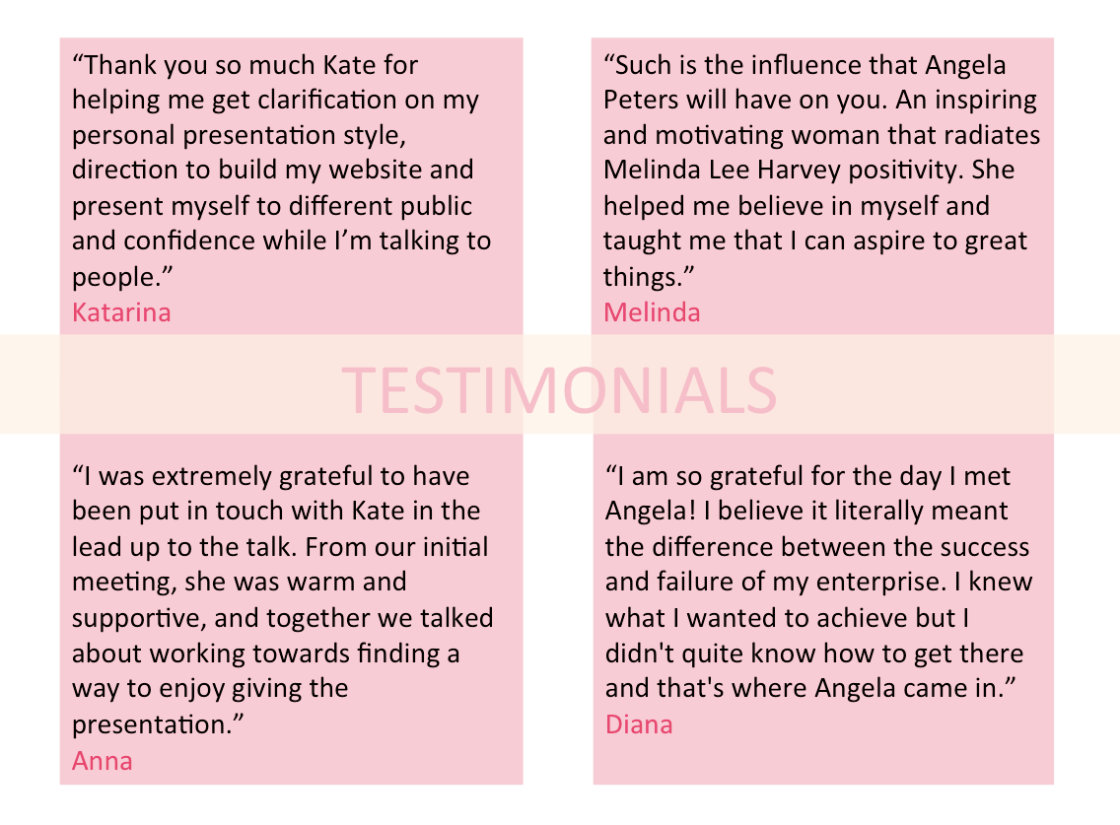 Testimonials front page 3